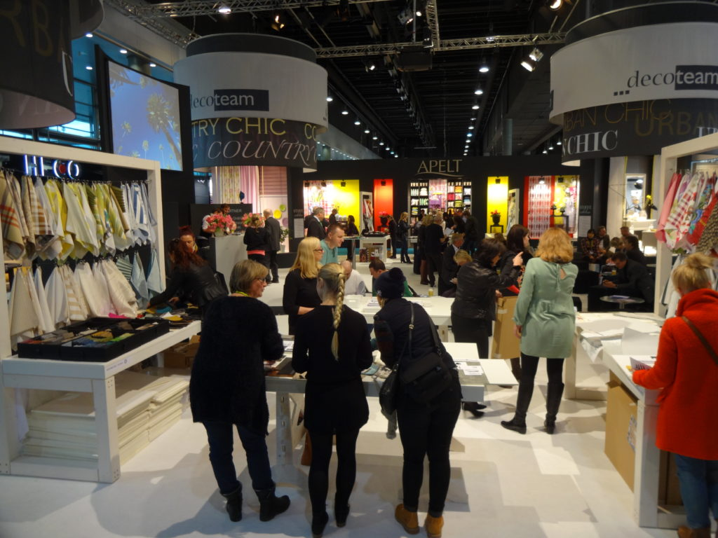 messe trends 2015 auf der heimtextil frankfurt trebes raumausstattung und inneneinrichtung. Black Bedroom Furniture Sets. Home Design Ideas