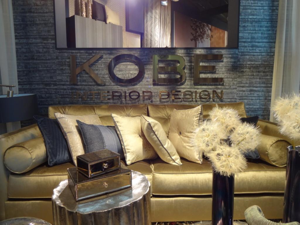 Unser Lieferant Kobe demonstriert die Vielfalt der metallischen und mineralischen Töne.