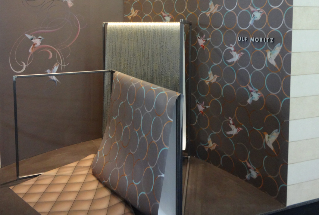 messe trends 2015 auf der heimtextil frankfurt trebes. Black Bedroom Furniture Sets. Home Design Ideas