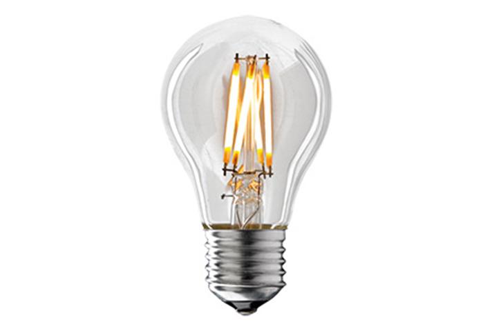 Die klassische Glühbirne im LED-Gewand.