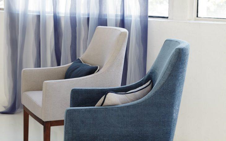 Sessel mit Polsterstoff neu aufgepolstert Trebes Polsterservice Kulmbach Kronach Lichtenfels