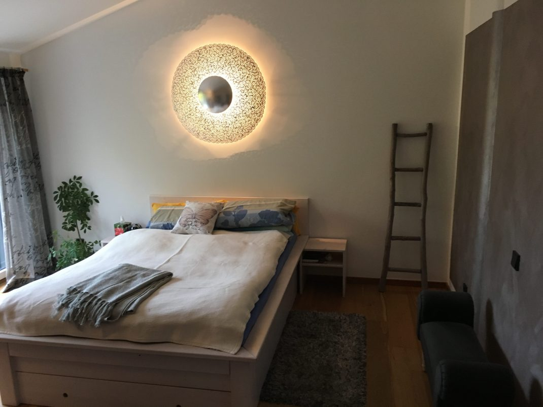 schlafzimmer renovieren: top ergebnis mit wenig handgriffen, Schlafzimmer ideen