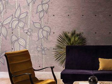 Wall&Deco Wallpaper Mustertapete Fototapete Design von Trebes Raumausstattung Lichtenfels, Kulmbach, Kronach, Bamberg, Bayreuth, Coburg