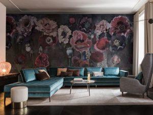 Wall&Deco Wallpaper Mustertapete