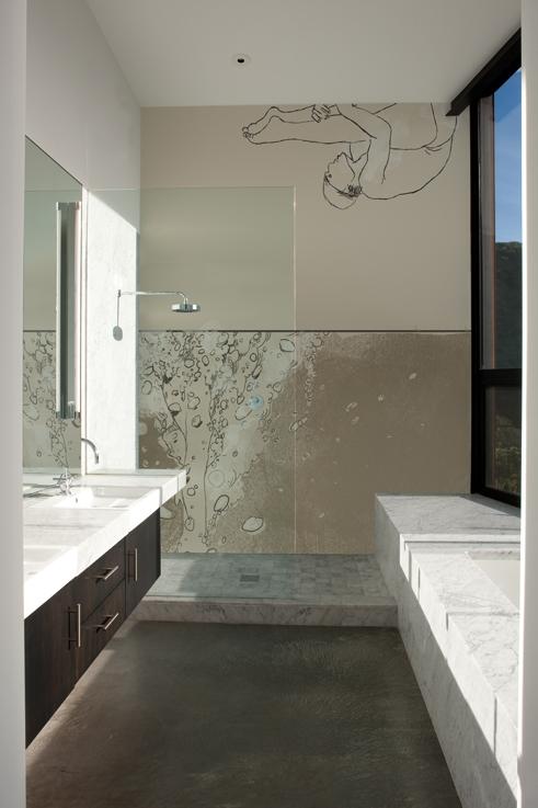 Der Nassbereich wird zum Design-Highlight. Passend abgestimmt planen wir eine Farbgestaltung die jedes Bad aufwertet.