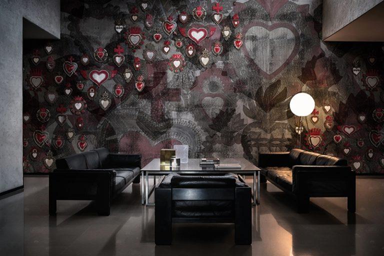 Danke Wandflächen sind nach wie vor absolut im Trend. Die Tapete macht aus jedem Wohnzimmer ein Designstück.
