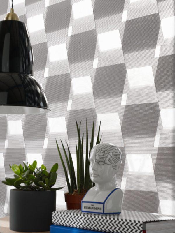Doppelrollo Detail Quarter Jab Anstoetz Trebes Raumausstattung Sonnenschutz Sichtschutz