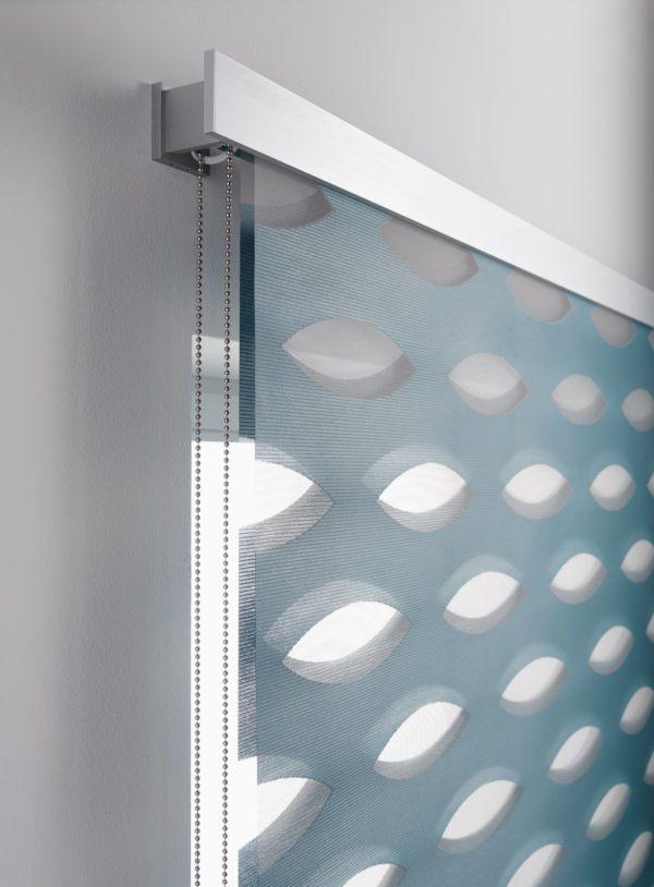 Doppelrollo Twinkle Hab Anstoetz Trebes Raumausstattung Sonnenschutz Sichtschutz