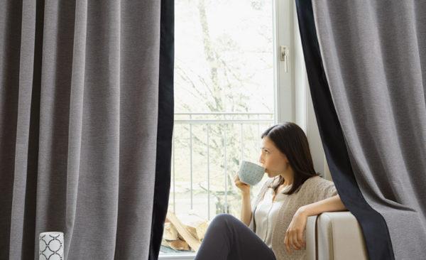 Thermo-Vorhänge sorgen für Wärme und Wohlbehagen zuhause